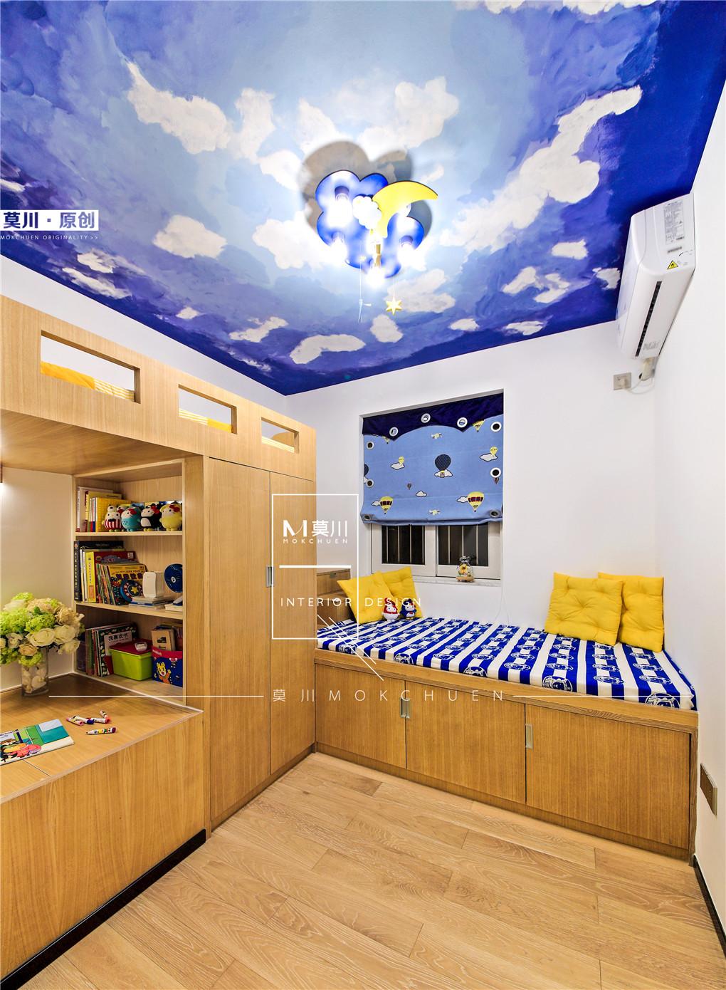 深圳儿童房装修